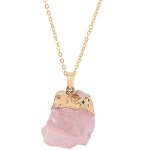 New Anthropologie Crystal Necklace